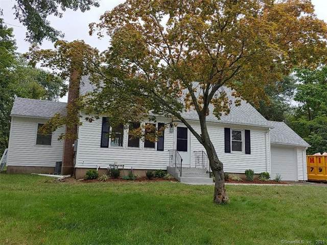 23 Circle Drive, Branford, CT 06405 (MLS #170440438) :: The Higgins Group - The CT Home Finder