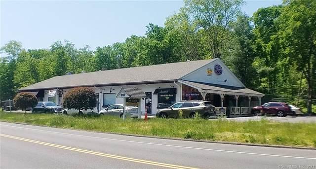 991 Danbury Road, Wilton, CT 06897 (MLS #170440485) :: Sunset Creek Realty