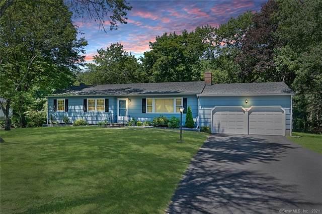 368 Grassy Hill Road, Orange, CT 06477 (MLS #170440494) :: Kendall Group Real Estate   Keller Williams