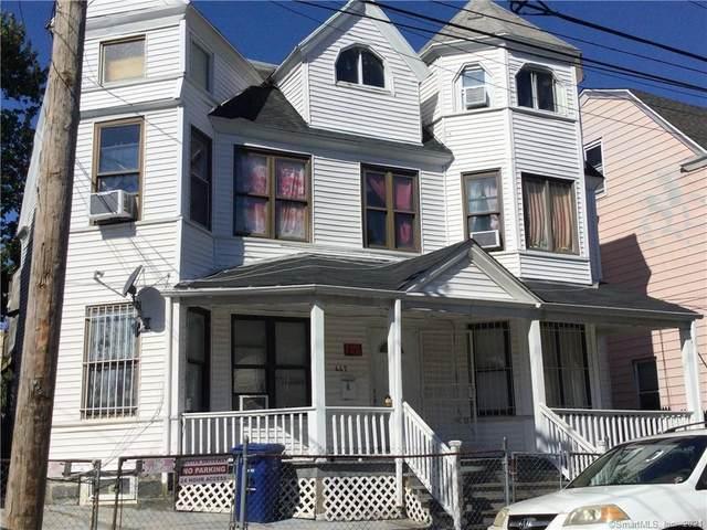 447 Norman Street, Bridgeport, CT 06605 (MLS #170440523) :: GEN Next Real Estate
