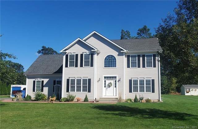 69 Tufts Drive, Manchester, CT 06042 (MLS #170440544) :: Faifman Group