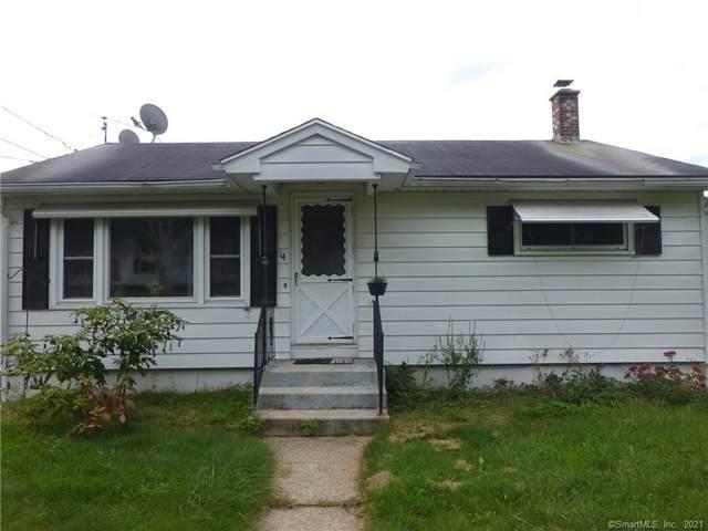 14 Teddy Lane, Norwich, CT 06360 (MLS #170440561) :: Kendall Group Real Estate | Keller Williams