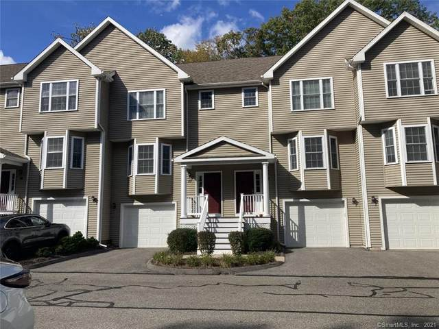 124 Constitution Street #13, Wallingford, CT 06492 (MLS #170440563) :: Team Feola & Lanzante | Keller Williams Trumbull