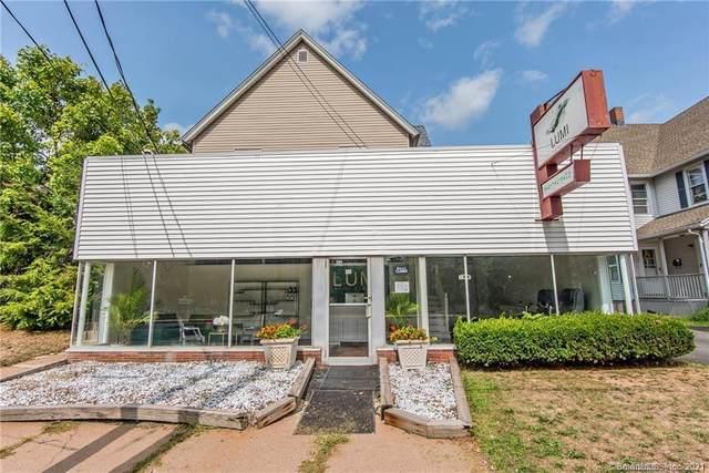 385-387 Center Street, Manchester, CT 06040 (MLS #170440575) :: GEN Next Real Estate