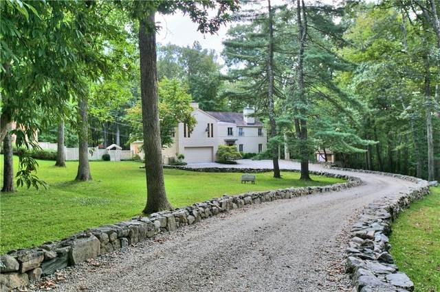 25 Ridge Road, Weston, CT 06883 (MLS #170440587) :: Michael & Associates Premium Properties   MAPP TEAM