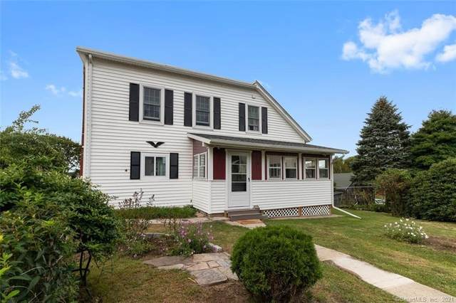 18 Mulberry Street, Norwich, CT 06360 (MLS #170440598) :: Kendall Group Real Estate | Keller Williams