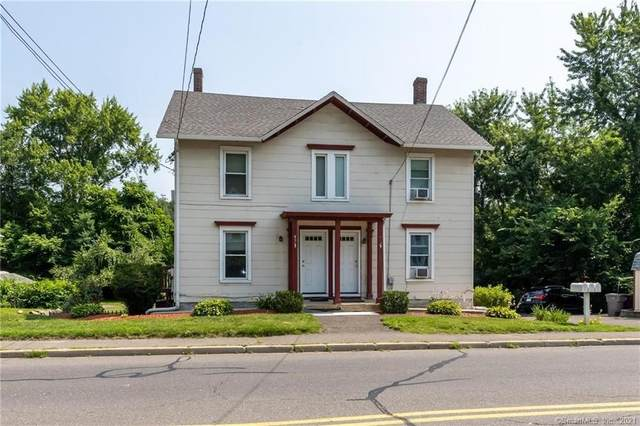 569 Rubber Avenue, Naugatuck, CT 06770 (MLS #170440605) :: Kendall Group Real Estate   Keller Williams