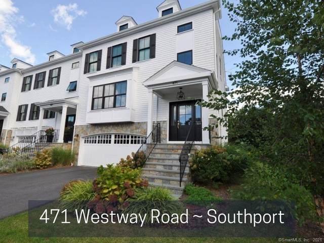 471 Westway Road #471, Fairfield, CT 06890 (MLS #170440612) :: Michael & Associates Premium Properties | MAPP TEAM