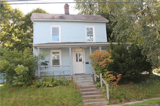 25 Silver Street, Meriden, CT 06450 (MLS #170440623) :: Kendall Group Real Estate | Keller Williams
