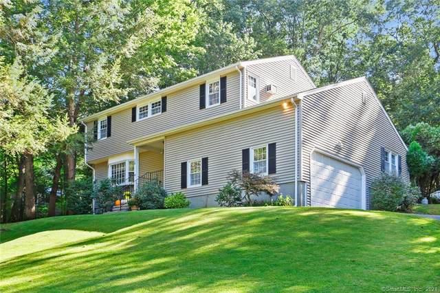 109 Longfellow Road, Shelton, CT 06484 (MLS #170440647) :: Chris O. Buswell, dba Options Real Estate