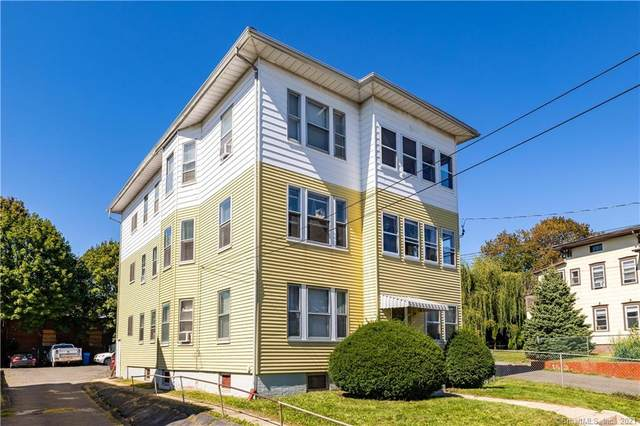 114 Cleveland Street, New Britain, CT 06053 (MLS #170440673) :: Kendall Group Real Estate   Keller Williams