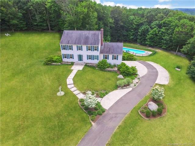 42A Great Ring Road, Newtown, CT 06482 (MLS #170440678) :: Chris O. Buswell, dba Options Real Estate
