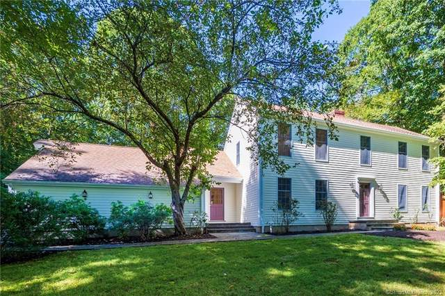 164 Steep Hill Road, Weston, CT 06883 (MLS #170440688) :: Faifman Group