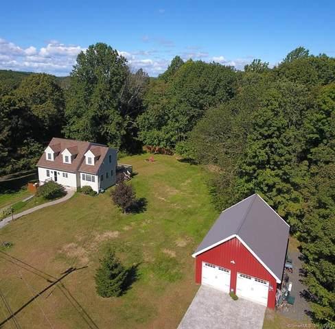 70 Fox Road, Woodbury, CT 06798 (MLS #170440714) :: Chris O. Buswell, dba Options Real Estate