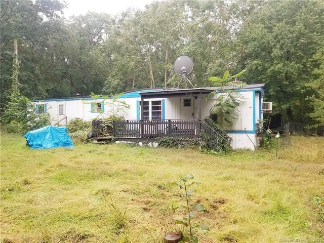 207 Margaret Henry Road, Killingly, CT 06239 (MLS #170440718) :: Kendall Group Real Estate | Keller Williams
