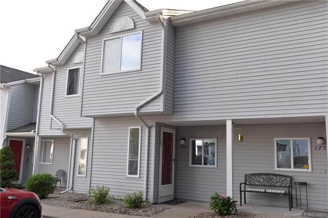 155 Redstone Hill Road #176, Bristol, CT 06010 (MLS #170440719) :: Kendall Group Real Estate | Keller Williams