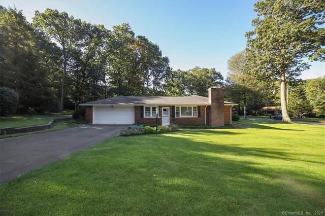 99 Alexander Drive, Meriden, CT 06450 (MLS #170440804) :: Kendall Group Real Estate | Keller Williams