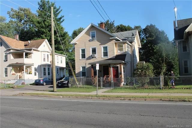 607 N Colony Street, Meriden, CT 06450 (MLS #170440860) :: Kendall Group Real Estate | Keller Williams