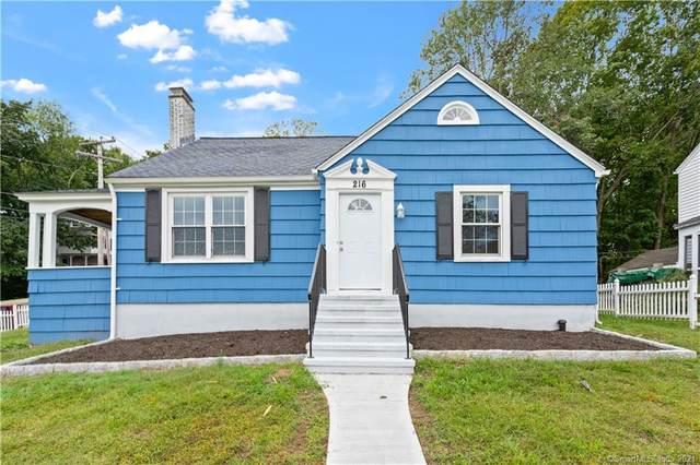 216 Hillside Avenue, Naugatuck, CT 06770 (MLS #170440870) :: Kendall Group Real Estate   Keller Williams
