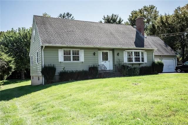 397 Hope Hill Road, Wallingford, CT 06492 (MLS #170440880) :: Kendall Group Real Estate   Keller Williams