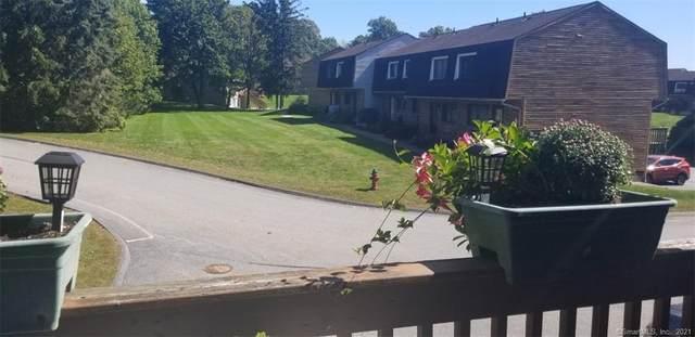 895 Matthews Street #50, Bristol, CT 06010 (MLS #170440887) :: Kendall Group Real Estate | Keller Williams