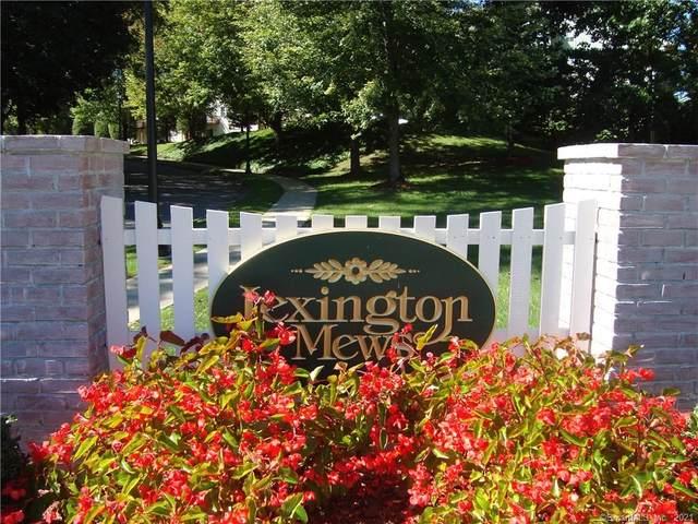 2007 Eaton Court #2007, Danbury, CT 06811 (MLS #170440892) :: Linda Edelwich Company Agents on Main