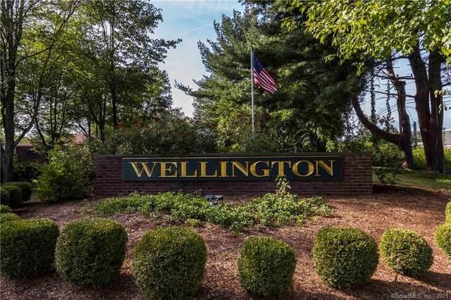 124 Wellington Drive #124, Farmington, CT 06032 (MLS #170440965) :: Chris O. Buswell, dba Options Real Estate