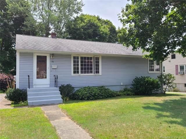 23 Triton Place, Groton, CT 06340 (MLS #170440979) :: Kendall Group Real Estate | Keller Williams