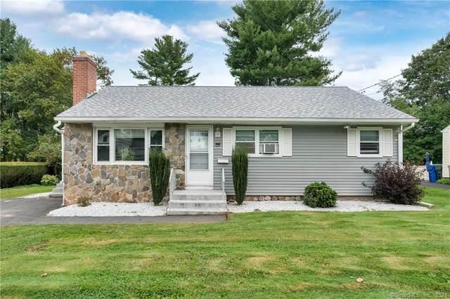128 E Robbins Avenue, Newington, CT 06111 (MLS #170441009) :: Michael & Associates Premium Properties | MAPP TEAM