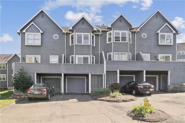 167 Old Foxon Road 46B, New Haven, CT 06513 (MLS #170441018) :: Chris O. Buswell, dba Options Real Estate