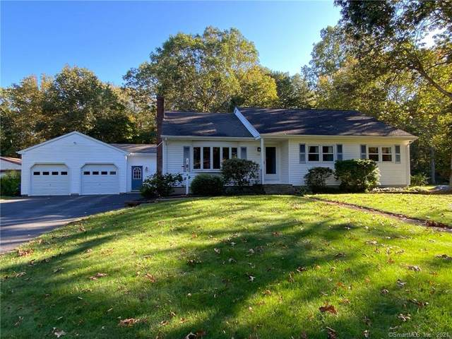 163 Yetter Road, Groton, CT 06355 (MLS #170441059) :: Next Level Group