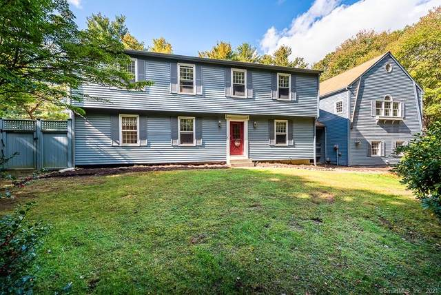103 Lovers Lane, East Lyme, CT 06333 (MLS #170441095) :: Next Level Group