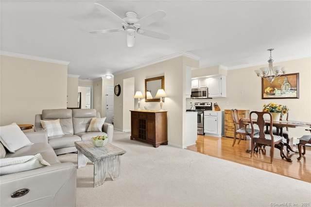 50 Aiken Street #325, Norwalk, CT 06851 (MLS #170441100) :: Kendall Group Real Estate | Keller Williams