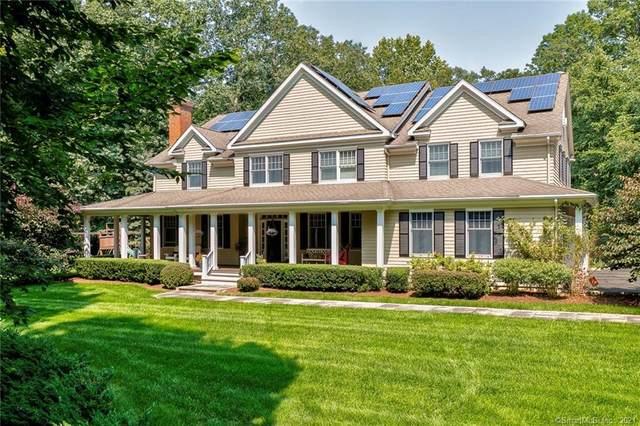 31 Alwyn Lane, Weston, CT 06883 (MLS #170441117) :: Tim Dent Real Estate Group