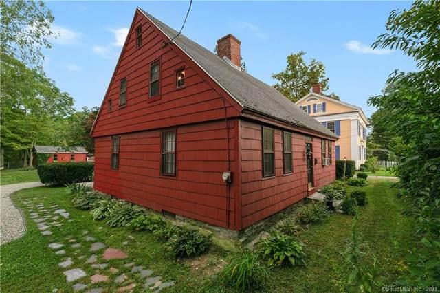 19 Liberty Street, Clinton, CT 06413 (MLS #170441120) :: Kendall Group Real Estate | Keller Williams