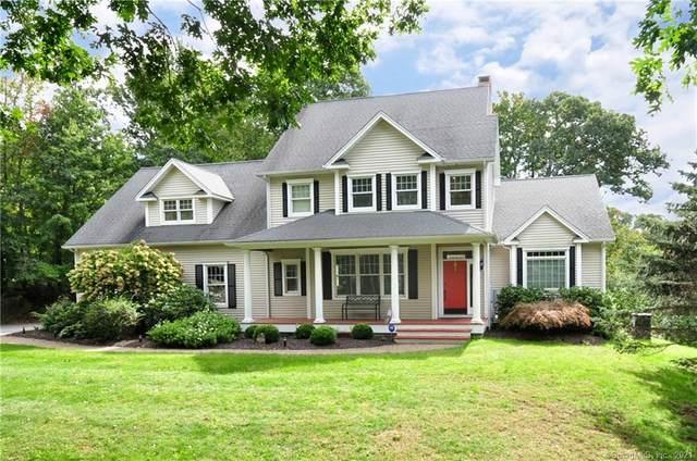 9 Stanwich Lane, Burlington, CT 06013 (MLS #170441130) :: Michael & Associates Premium Properties | MAPP TEAM