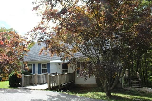 411 Turkey Hill Road, Haddam, CT 06438 (MLS #170441176) :: Chris O. Buswell, dba Options Real Estate
