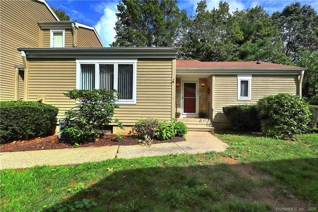 106 Timber Ridge #106, Southington, CT 06489 (MLS #170441180) :: Kendall Group Real Estate | Keller Williams