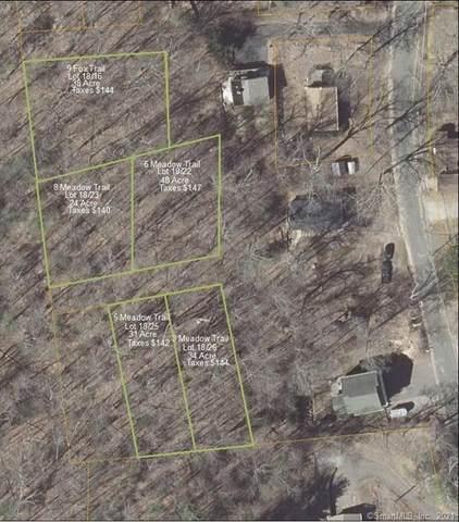 26,25,23, 22, Meadow Trail & 16 Fox Trail, Stafford, CT 06076 (MLS #170441188) :: Chris O. Buswell, dba Options Real Estate