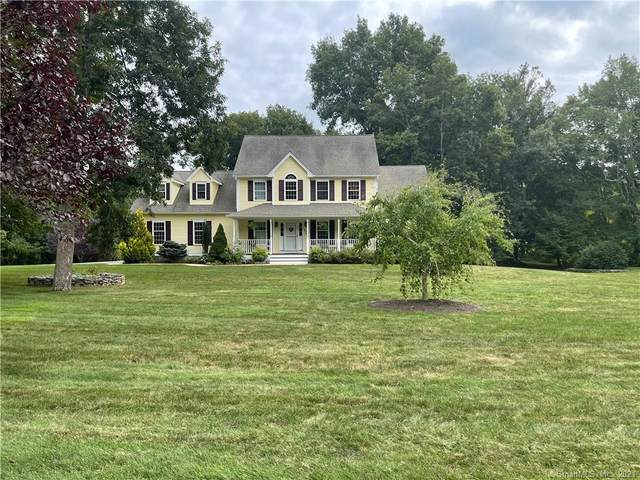 2 Young Court, Preston, CT 06365 (MLS #170441237) :: Kendall Group Real Estate | Keller Williams