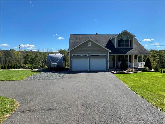 146 N Main Street, East Granby, CT 06026 (MLS #170441247) :: NRG Real Estate Services, Inc.
