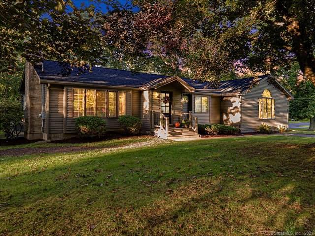 852 Glenbrook Road, Orange, CT 06477 (MLS #170441271) :: Chris O. Buswell, dba Options Real Estate