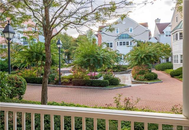 51 Forest Avenue #24, Greenwich, CT 06870 (MLS #170441296) :: Chris O. Buswell, dba Options Real Estate