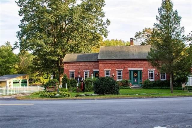 106 Depot Road, Coventry, CT 06238 (MLS #170441310) :: Michael & Associates Premium Properties | MAPP TEAM