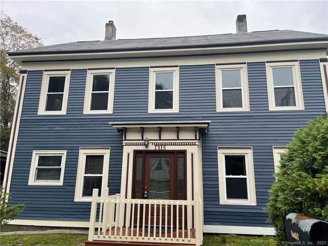 1315 Hartford Pike, Killingly, CT 06241 (MLS #170441313) :: Michael & Associates Premium Properties   MAPP TEAM