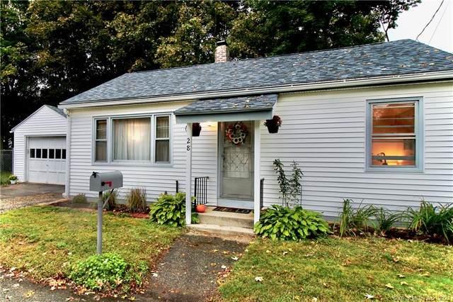 28 Old Plains Road, Windham, CT 06226 (MLS #170441368) :: Michael & Associates Premium Properties   MAPP TEAM