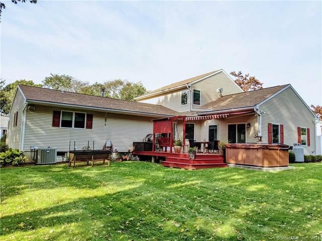 10 Stuart Drive, Danbury, CT 06811 (MLS #170441389) :: Chris O. Buswell, dba Options Real Estate