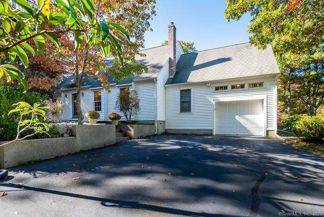 172 Chesterfield Road, East Lyme, CT 06333 (MLS #170441398) :: Next Level Group