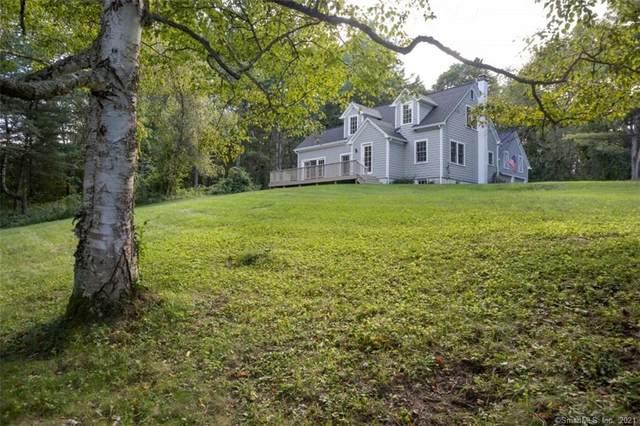 442 Twin Lakes Road, Salisbury, CT 06068 (MLS #170441442) :: Chris O. Buswell, dba Options Real Estate