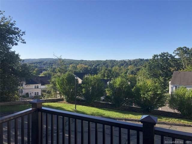 55 Mill Plain Road 25-3, Danbury, CT 06811 (MLS #170441449) :: Chris O. Buswell, dba Options Real Estate